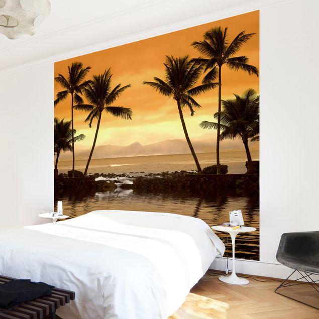 Fototapete Caribbean Sunset I