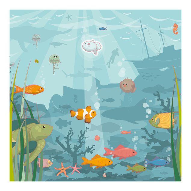 Fototapete Meereslandschaft