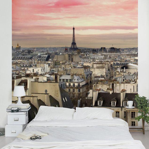 Fototapete Paris hautnah