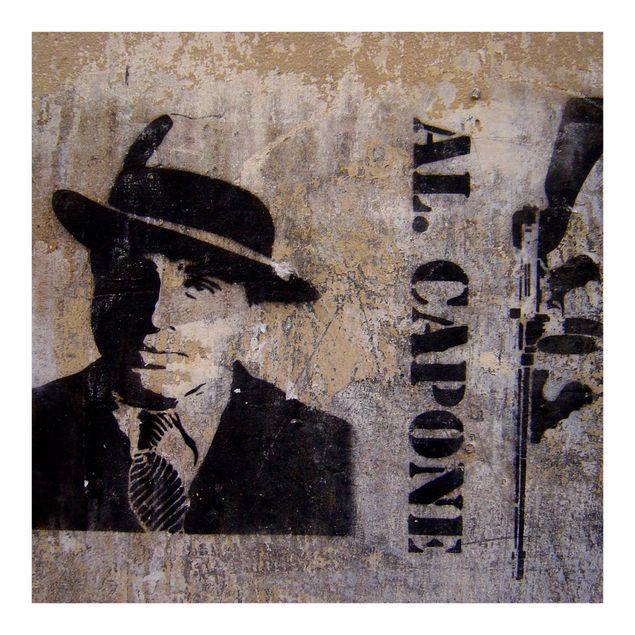 Fototapete Al Capone