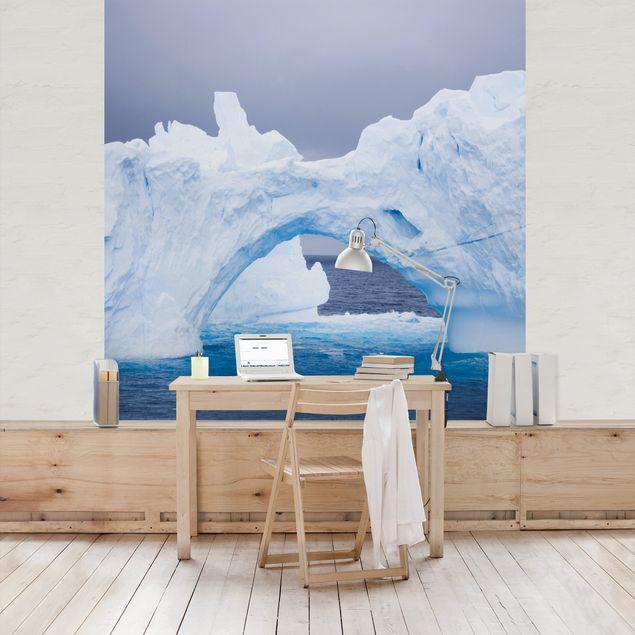 Fototapete Antarktischer Eisberg
