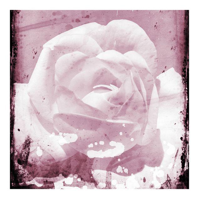 Fototapete Antique Pink