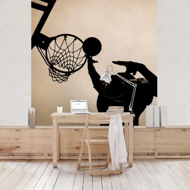 Fototapete Basketball