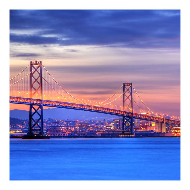 Fototapete Bay Bridge