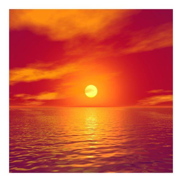 Fototapete Beautiful Sunset