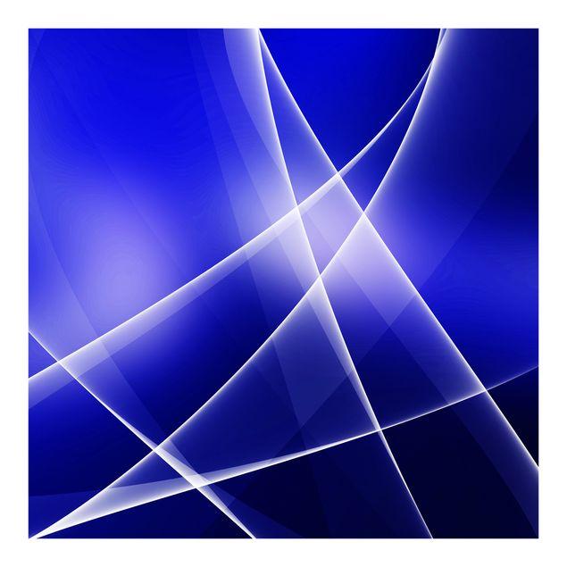 Fototapete Blue Disco