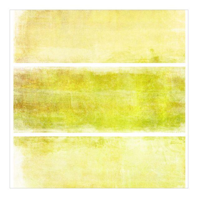 Fototapete Colour Harmony Yellow