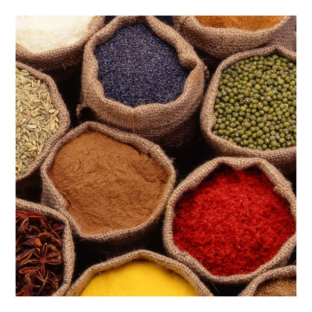 Fototapete Colourful Spices