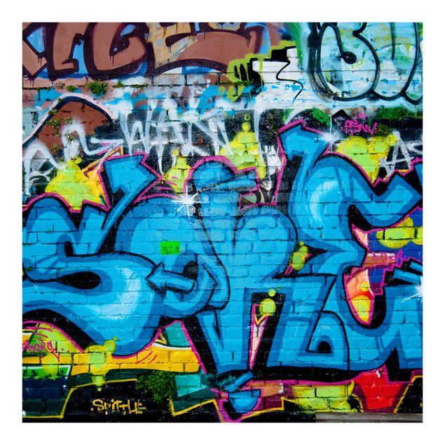 Fototapete Colours of Graffiti