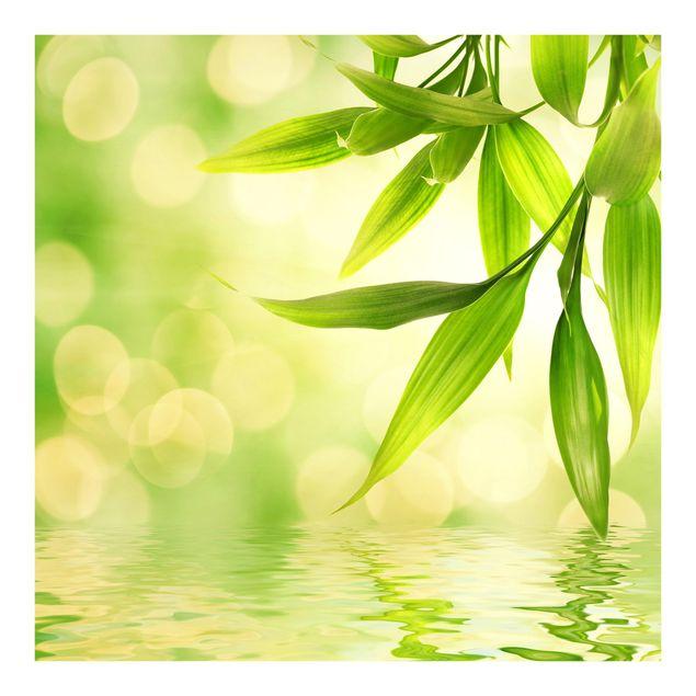 Fototapete Green Ambiance I