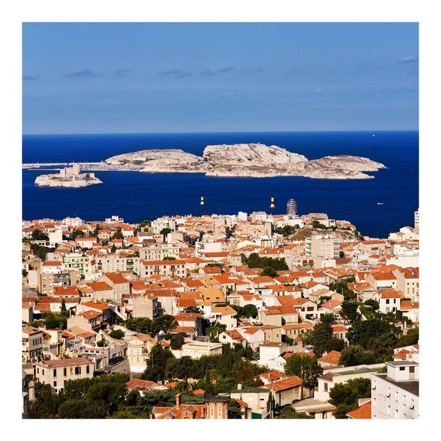 Fototapete Marseille