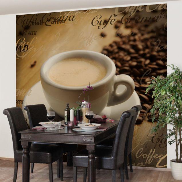 Fototapete Coffee Scents