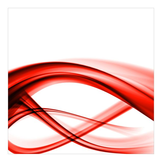 Fototapete Red Element
