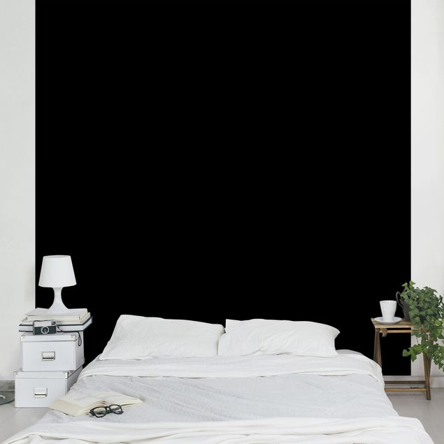 Fototapete Colour Black