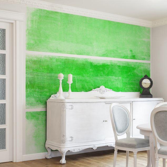 Fototapete Colour Harmony Green