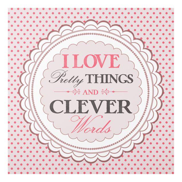 Forexbild - I Love Pretty Things