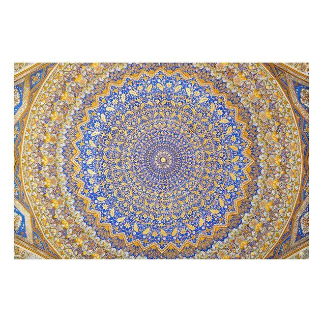 Alu-Dibond Bild - Dome of the Mosque