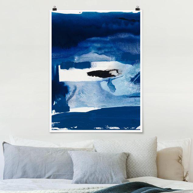 Poster - Tag am Meer III - Hochformat 3:4