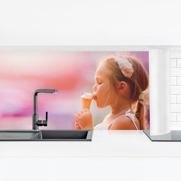 Küchenrückwand selbst gestalten