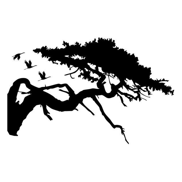 Wandtattoo Baum No.CG143 Asian Tree