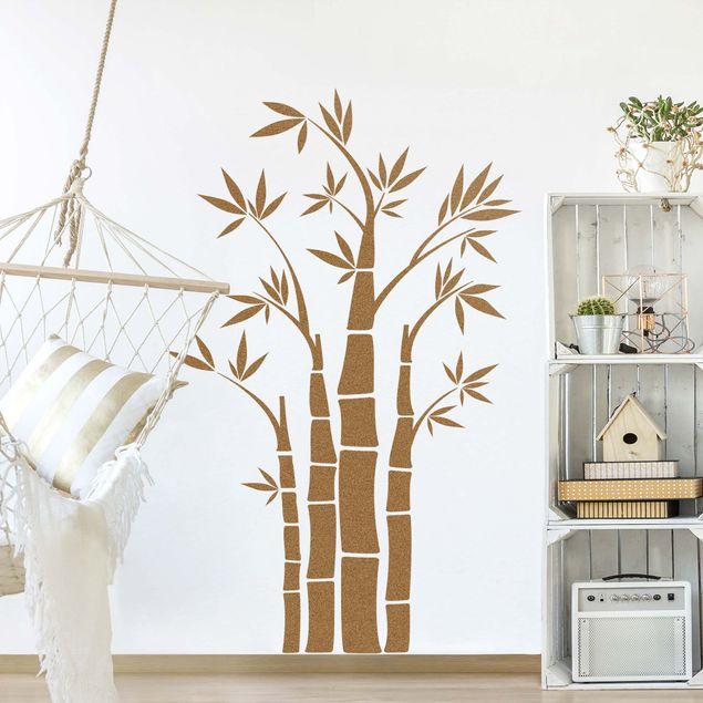 Wandtattoo Bambus No.SF240 Bambus
