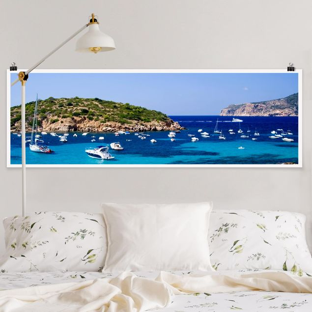 Poster - Dragon Island - Panorama Querformat