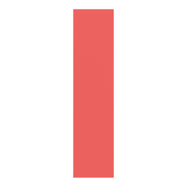 Schiebegardinen Set - Vermillion - Flächenvorhänge
