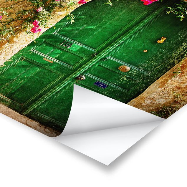 Poster - Märchenhaft - Quadrat 1:1