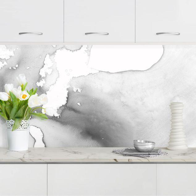 Küchenrückwand - Dunst und Wasser IV
