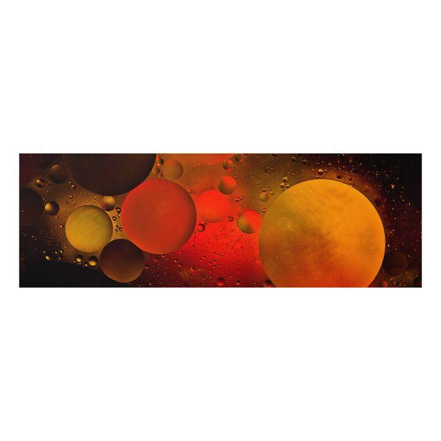 Alu-Dibond Bild - Astronomisch