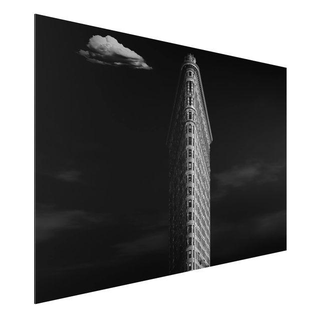 Alu-Dibond Bild - Flatiron Building