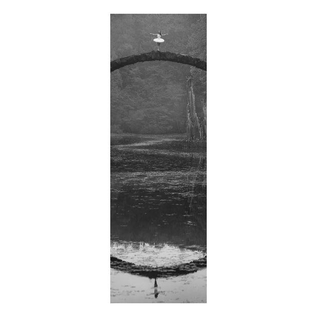 Alu-Dibond Bild - Traumtänzerin