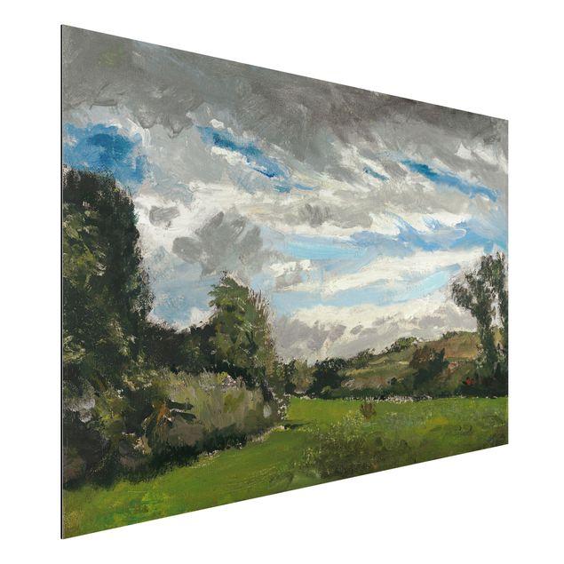Alu-Dibond Bild - Vincent van Gogh - In den Dünen