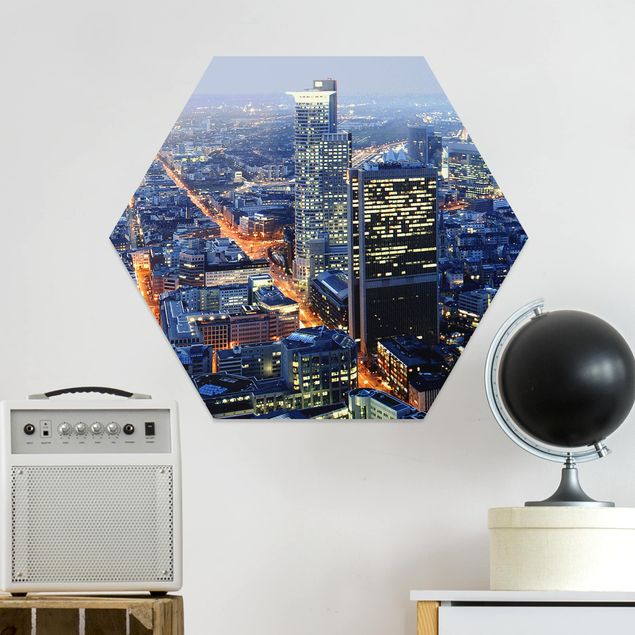 Hexagon Bild Forex - Frankfurt