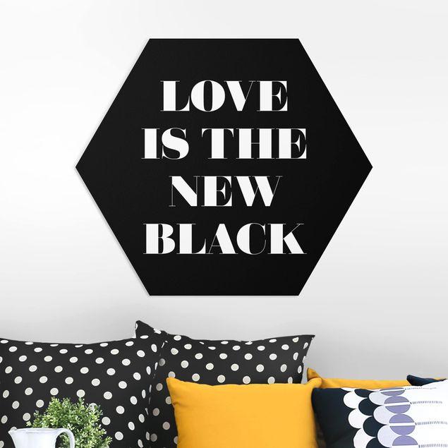 Hexagon Bild Forex - Love is the new black