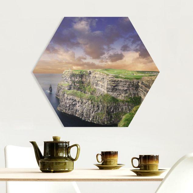 Hexagon Bild Forex - Cliffs Of Moher