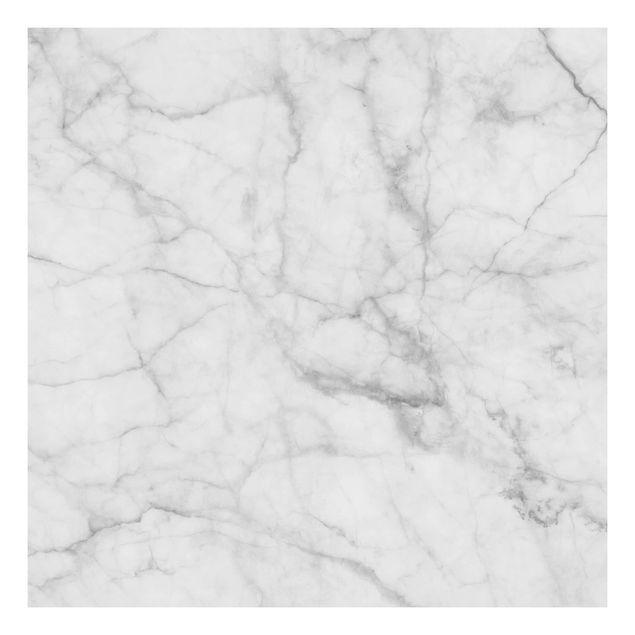 Beistelltisch - Bianco Carrara