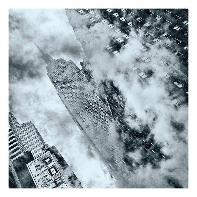 Beistelltisch - Fassade des Empire State Buildings