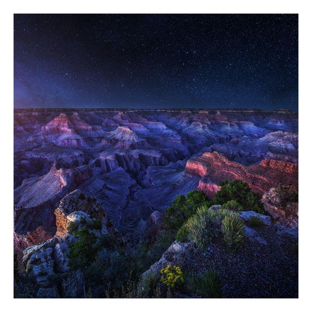 Beistelltisch - Grand Canyon Night