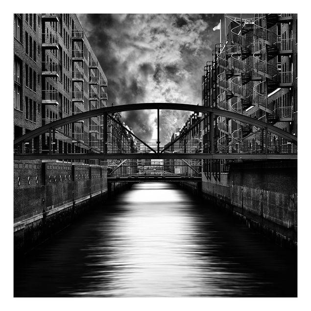 Beistelltisch - Hamburgs andere Seite