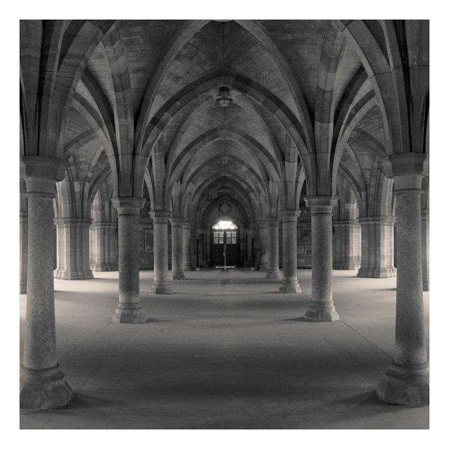 Beistelltisch - Historische Säulen