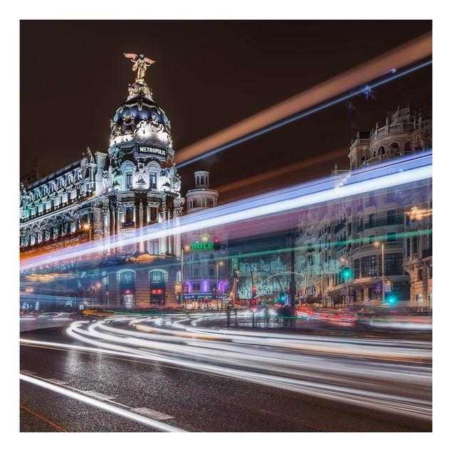 Beistelltisch - Madrid Traffic