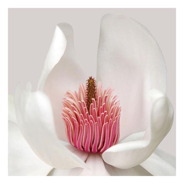Beistelltisch - Magnolie in Pink
