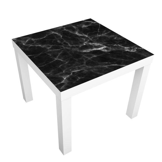 Beistelltisch - Nero Carrara