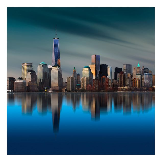 Beistelltisch - New York World Trade Center