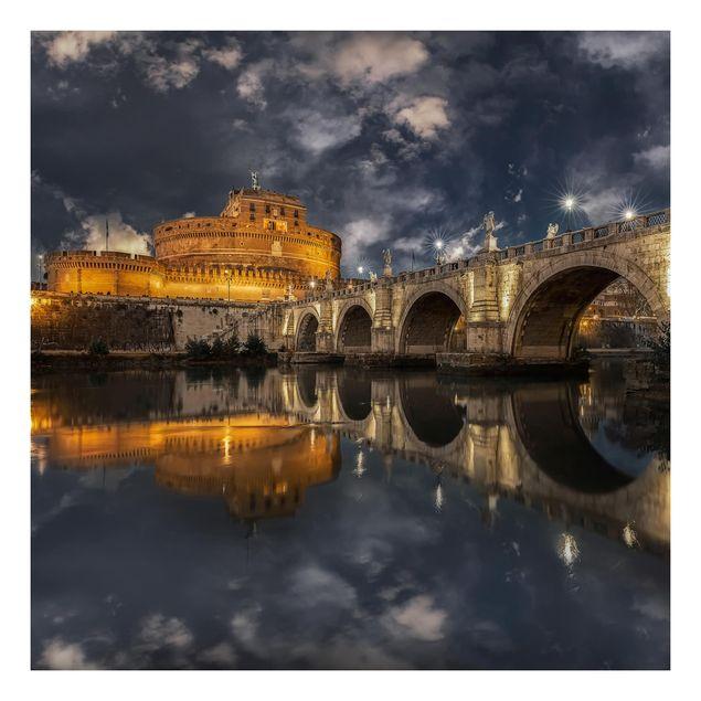 Beistelltisch - Ponte Sant'Angelo in Rom