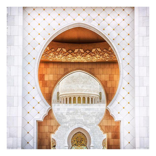 Beistelltisch - Tor der Moschee