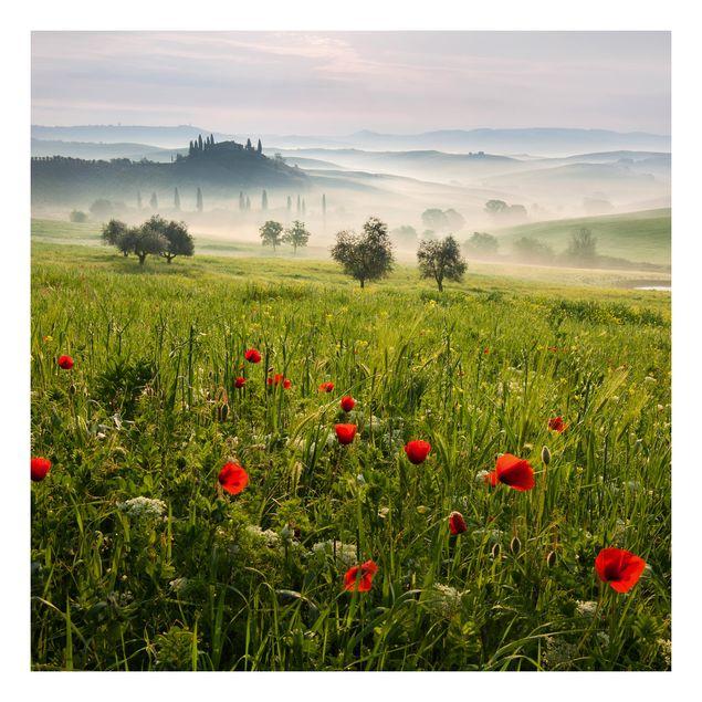 Beistelltisch - Toskana Frühling