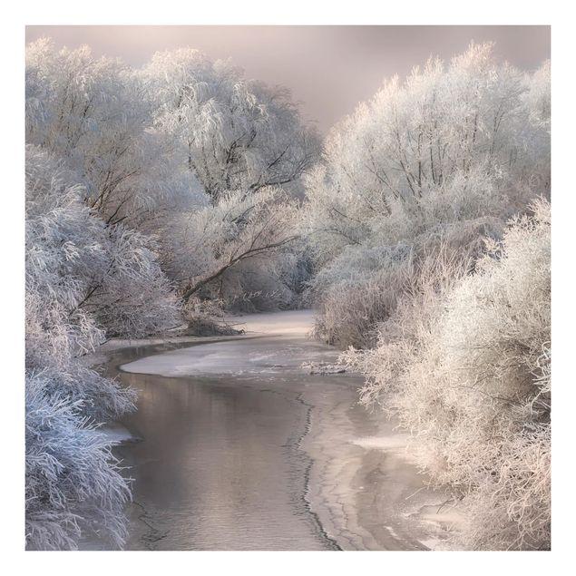 Beistelltisch - Winter Song