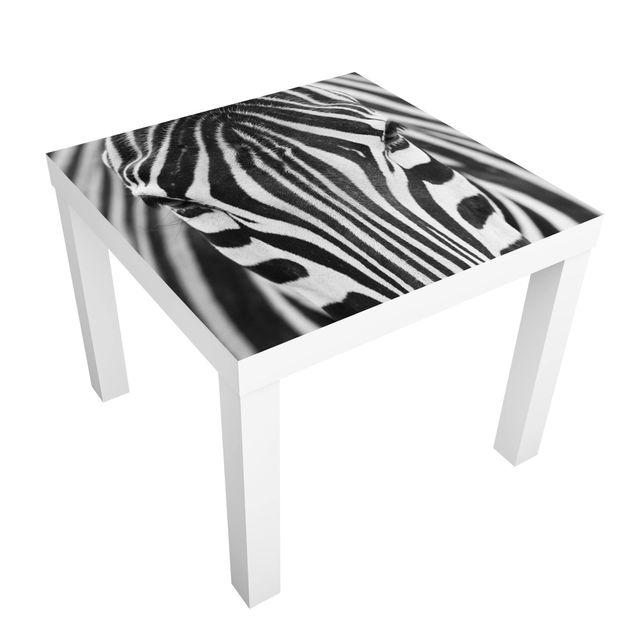 Beistelltisch - Zebra Look